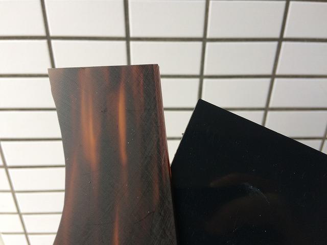 光でも色が濃くなるブラウンレンズ(可視光線反応調光レンズ)広島市
