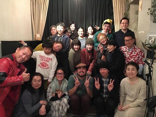 カワちゃんの小さなウクレレ発表会が開催されました