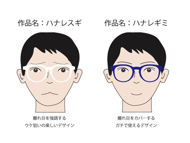 ハナレグミ「ツアー発光帯」Zepp Fukuoka公演 ハンドメイドメガネ