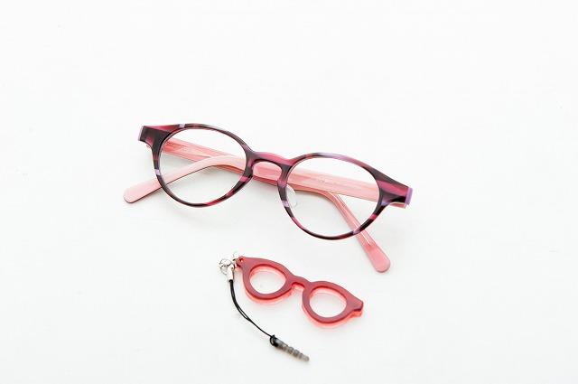 メガネのペアルック