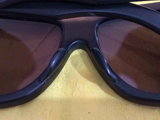 LunettaBADA(ルネッタバダ)のサングラスの鼻あて修理