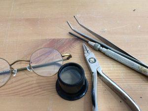 買い安い通販メガネの注意点(コロリトゥーラ)調子取り