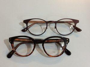 バーガンディ&ラベンダーのオーバルおすすめメガネperfectnumber バーガンディ&ラベンダーのオーバルおすすめメガネperfectnumber その他おしゃれメガネについて→こちら