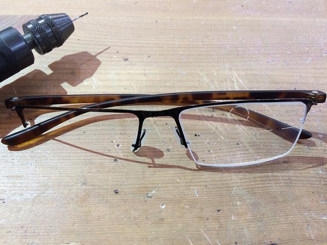 出来合いメガネのレンズを替えたい