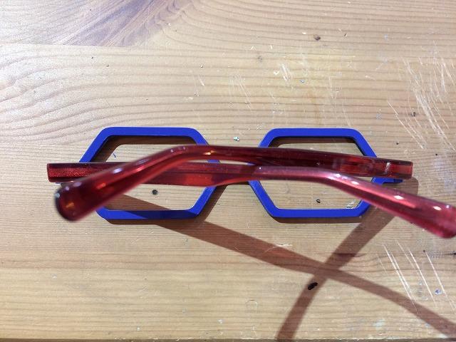 cafe & gallery Puuさんで開催「メガネ手作り体験教室」作品発表MMさま