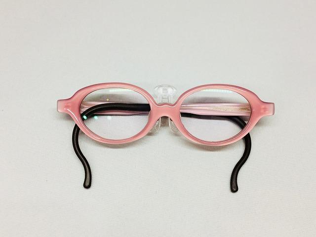 遠視が少しでも目立たないこどもメガネが欲しい