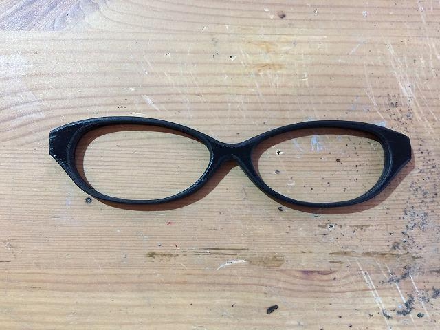 バランスのよいメガネをオーダーしたい