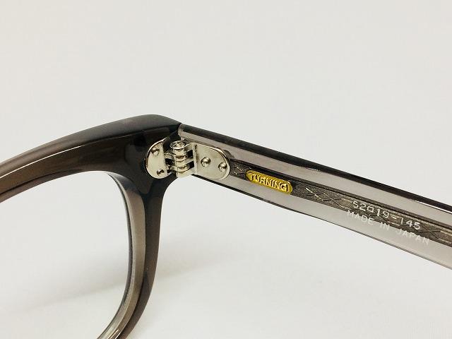 顔立ちが濃く、メガネを掛けるとクドクなる方のメガネ