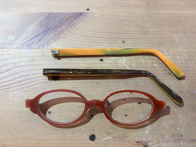 パーソナルカラースプリングの私に合うオーダーメイドメガネあります?