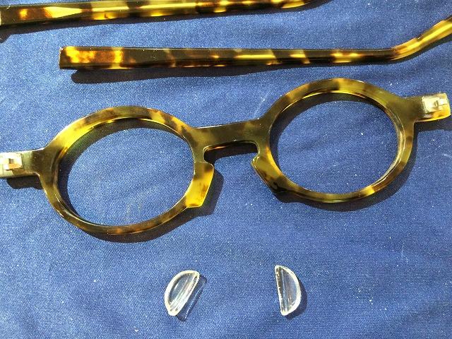 小さい丸メガネを再現してオーダーメイドしたい