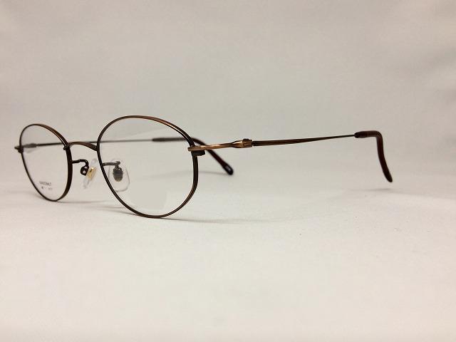 サンコバルト素材の快適日本製メガネ