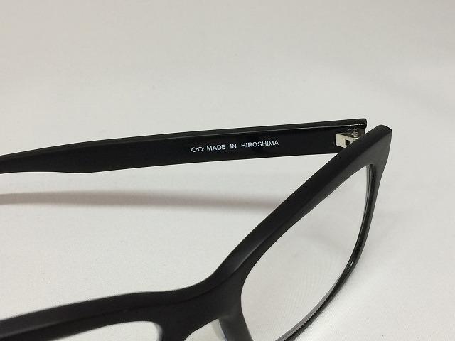 つや消し黒ぶちメガネをオーダーメイドしたい