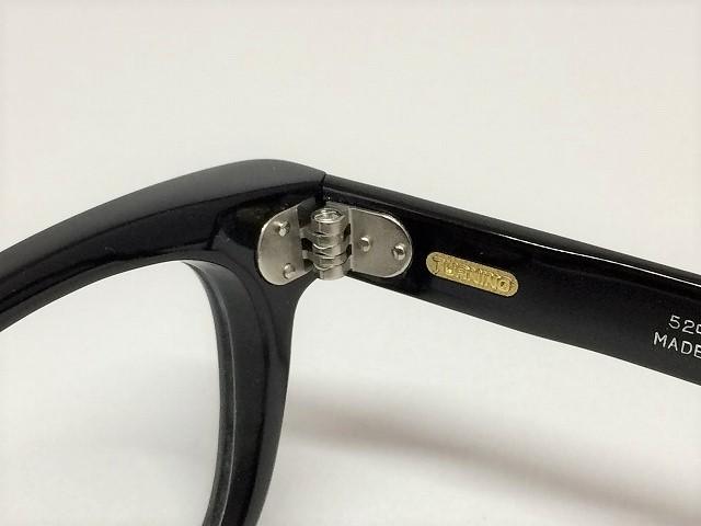 ひと味違う黒縁眼鏡(セルロイドメガネ)
