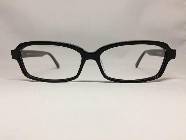 カッコいい黒ブチの大きいメガネあります