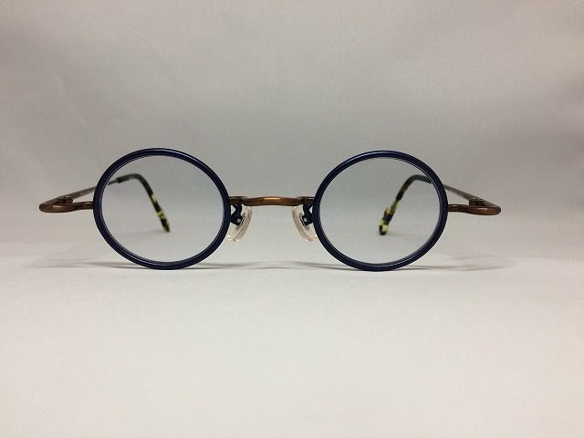 38mmの小さい可愛い丸眼鏡