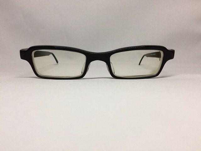 コンタクトレンズが使えないときのビジネス用メガネ(強度近視オーダーメイドメガネ)