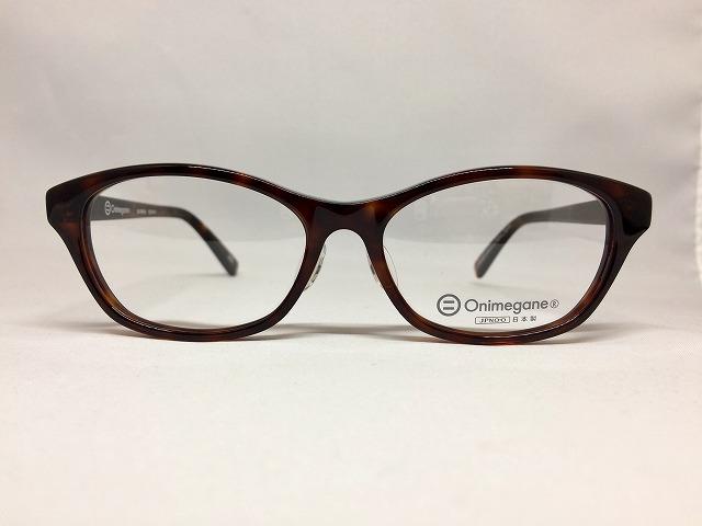 普通に可愛い茶色いメガネ(鯖江市産)