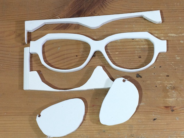 GACKT(ガクト)さん風のサングラスをオーダーメイドしたい