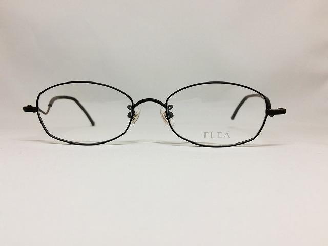 こげ茶の夫婦お揃いメガネ