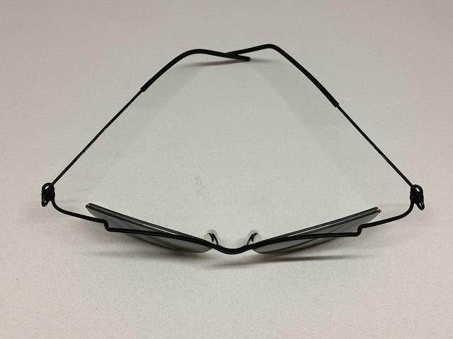 超軽量メガネYCONCEPT(ワイコンセプト)をサングラスにカスタム
