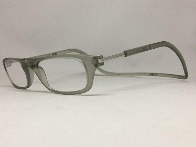 火野正平さん愛用メガネをカスタム。マグネットでワンタッチ脱着式の老眼鏡「クリックリーダー(clicreaders)」。