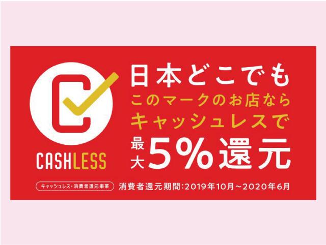 当店「コロリトゥーラ」はキャッシュレス・消費者還元事業&広島市プレミアム付商品券発行事業の取り扱い店舗です