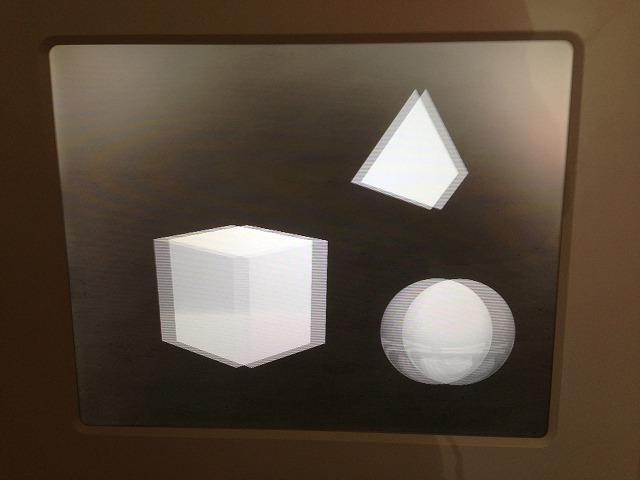 3D立体視表