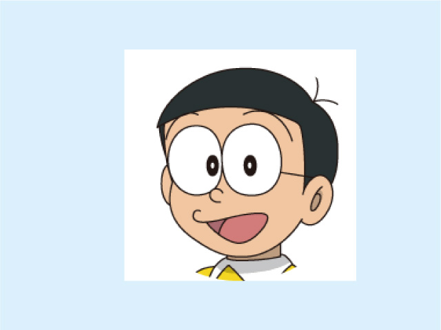 野比のび太になれる大きい丸メガネ(広島市)